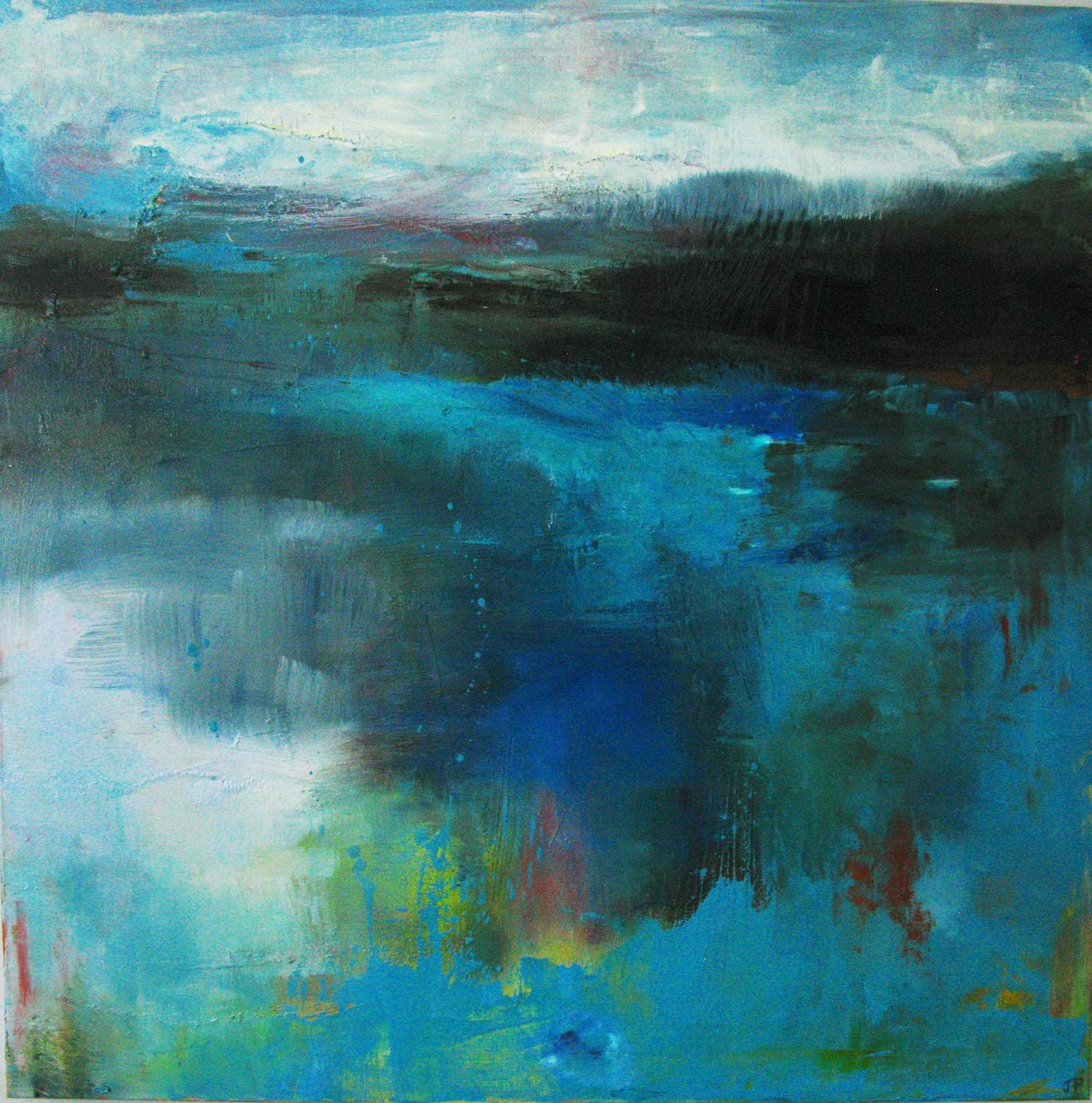 Tranquility by Julia Poulton