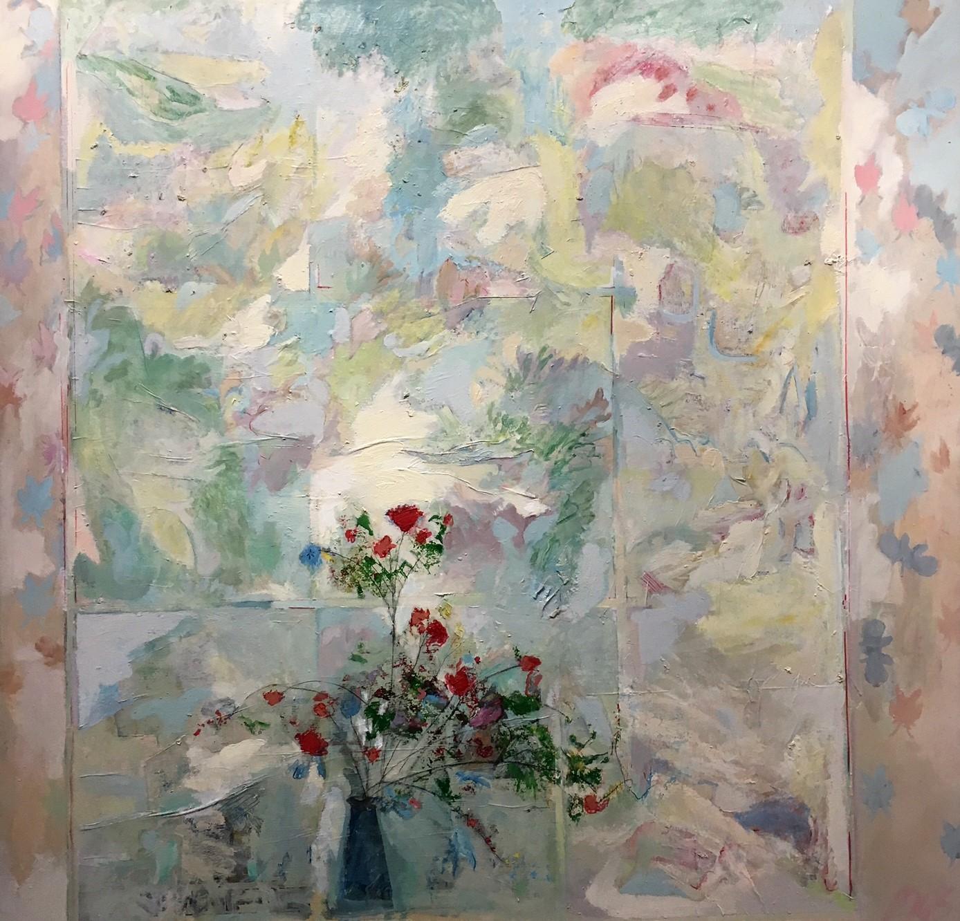 oil on canvas Michael Bilton
