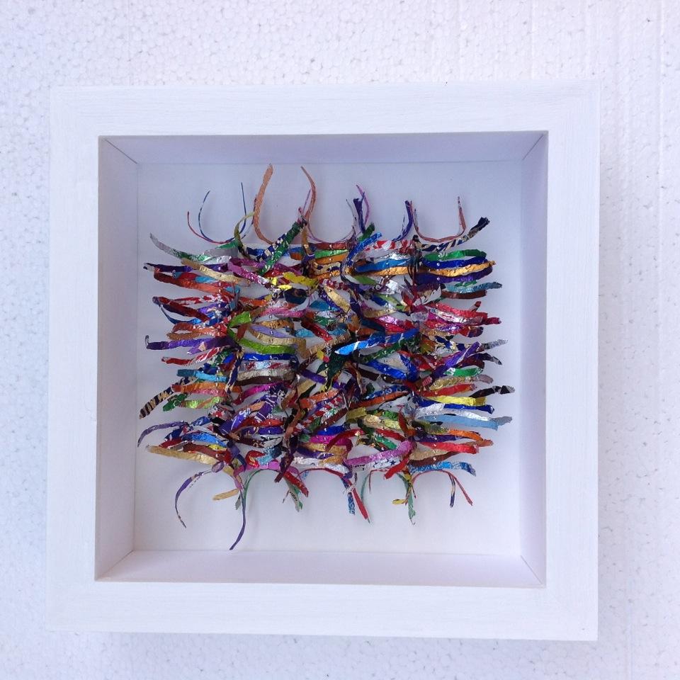 Jo tinker rainbow threads