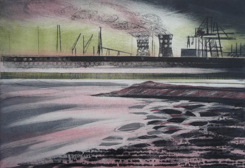 Cath Brooke artwork - - North Gare 4