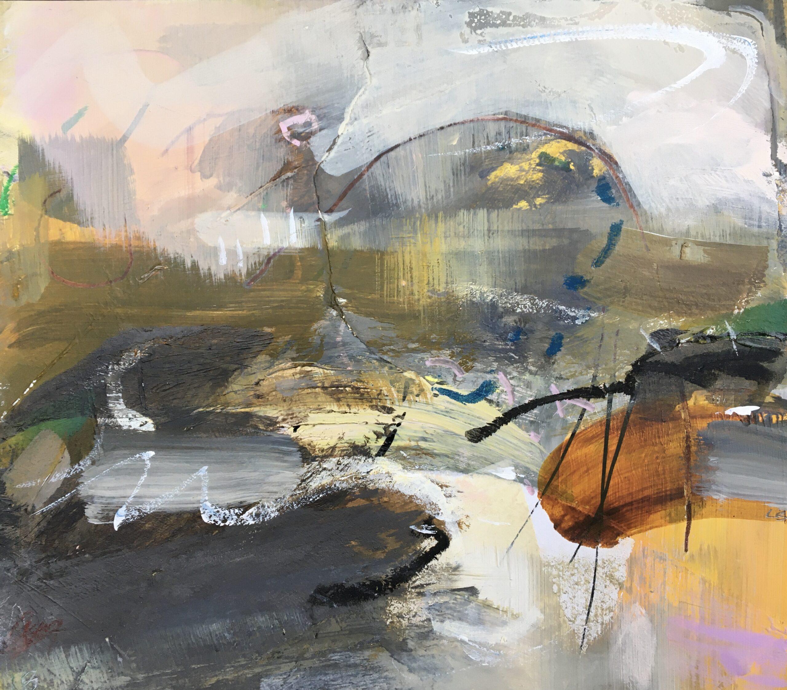 Harrogate Gallery, lesley birch shore