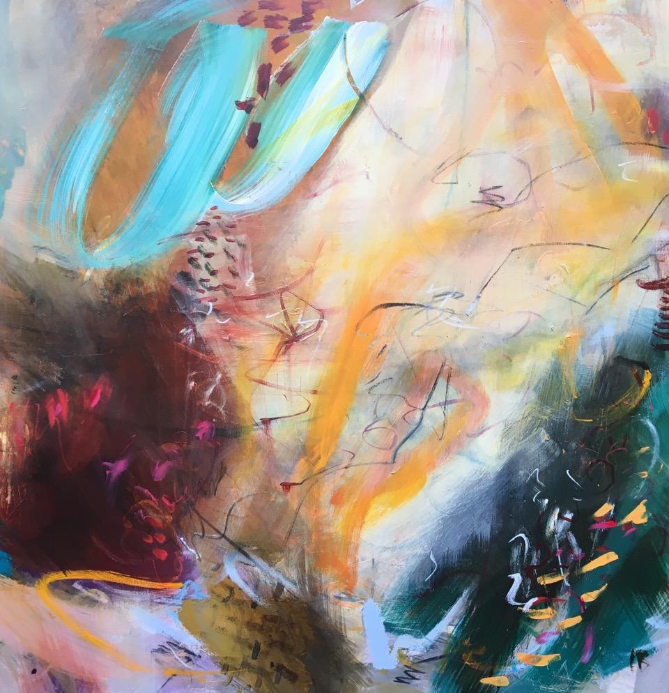 Harrogate Gallery, Lesley Birch Flurry I