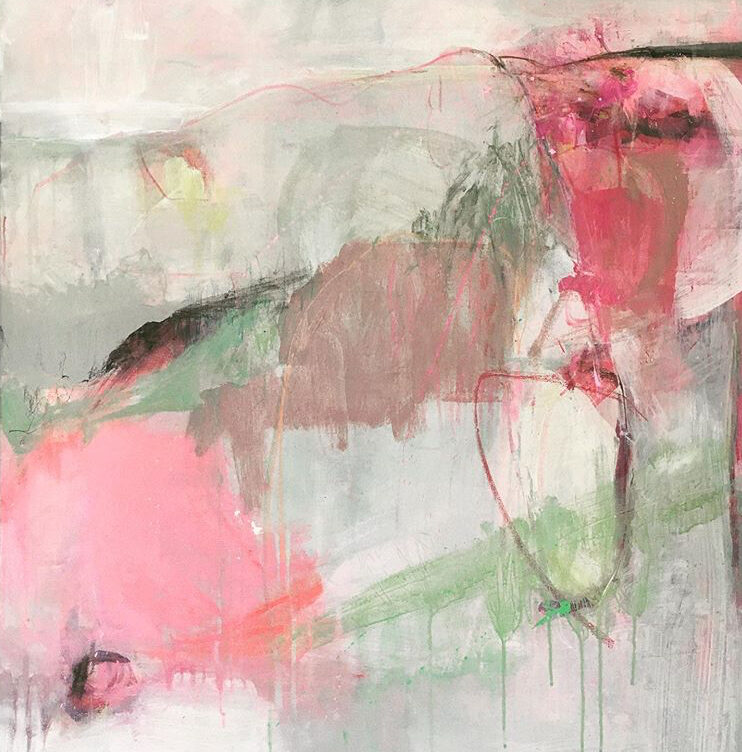 Harrogate Gallery, Hillside Blush