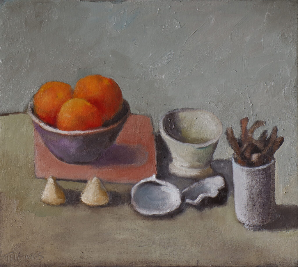 Harrogate Gallery, David Thomas, Still Life
