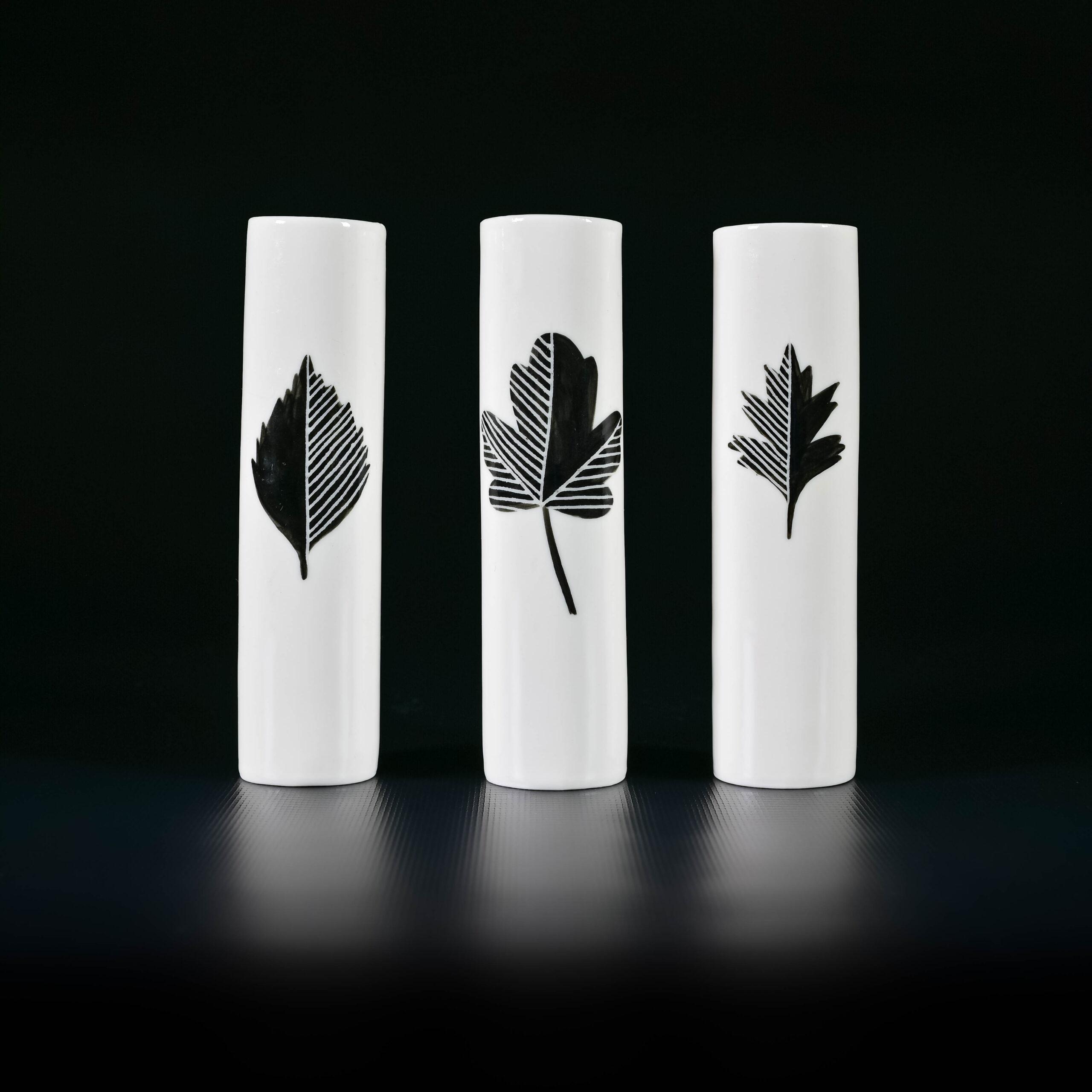 charlotte morrison porceline vases