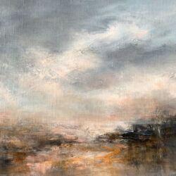 emma whitelock semi abstract landscape