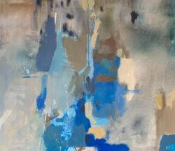 Jacquie denby abstract artist harrogate