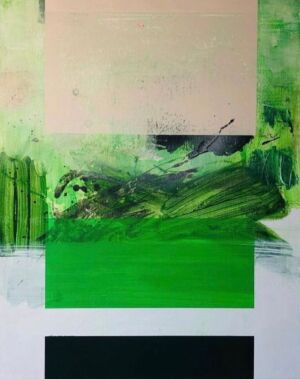 Boo compton abstract painter